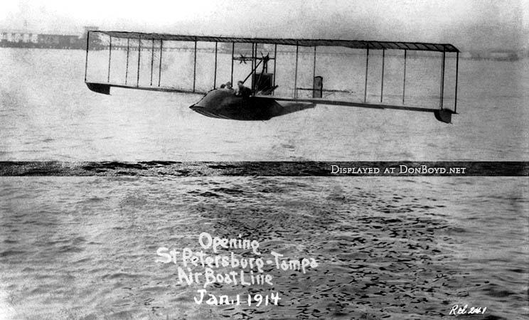 اولین مسافرت با هواپیما